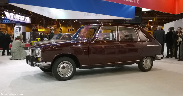 Retromobile 2015 voitures anciennes paris porte de versailles for Salon porte de versailles retromobile