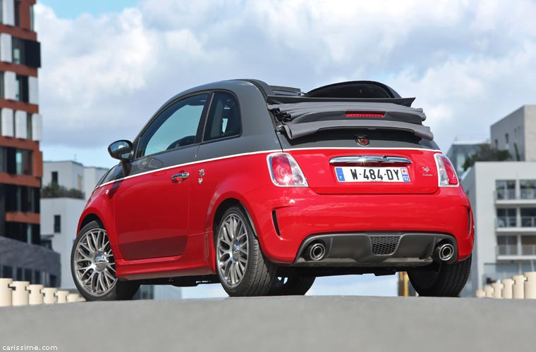 Abarth 595 Turismo Photos