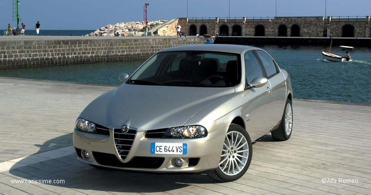 alfa romeo 156 occasion voiture alfa romeo 156 auto occasion. Black Bedroom Furniture Sets. Home Design Ideas