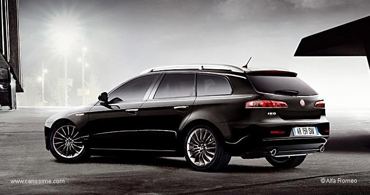 alfa romeo 159 resylage 2010 voiture neuve occasion nouveaut auto. Black Bedroom Furniture Sets. Home Design Ideas