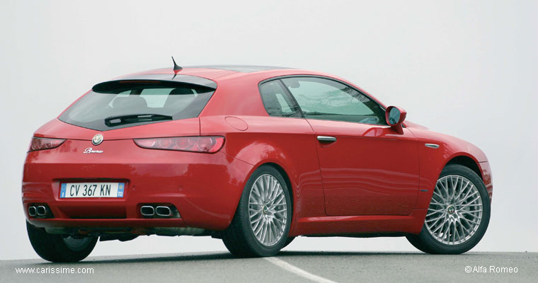 alfa romeo brera voiture alfa romeo brera auto neuve occasion. Black Bedroom Furniture Sets. Home Design Ideas