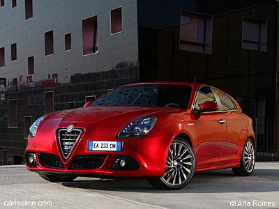alfa romeo giulietta 2010 2013 voiture compacte. Black Bedroom Furniture Sets. Home Design Ideas