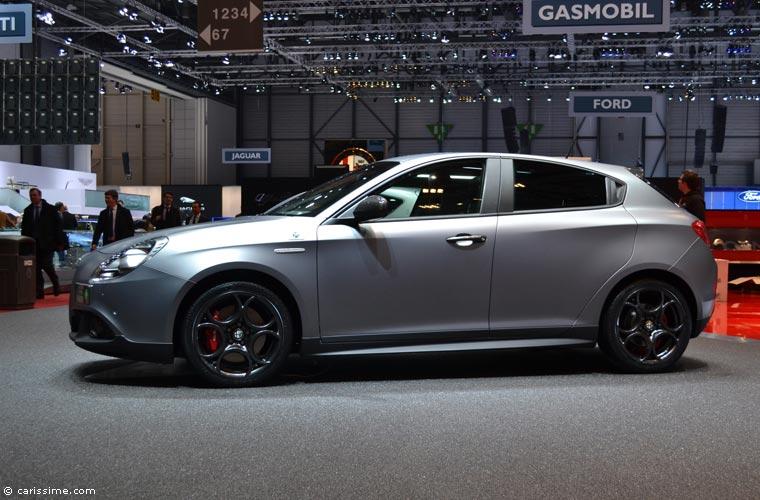 Alfa romeo au salon automobile de gen ve 2014 photos for Salon d auto geneve