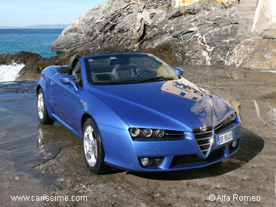 alfa romeo spider voiture alfa romeo spider auto neuve occasion. Black Bedroom Furniture Sets. Home Design Ideas