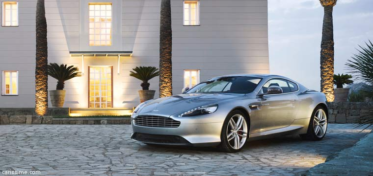 aston martin db9 restylage 2013 carissime l 39 info automobile. Black Bedroom Furniture Sets. Home Design Ideas