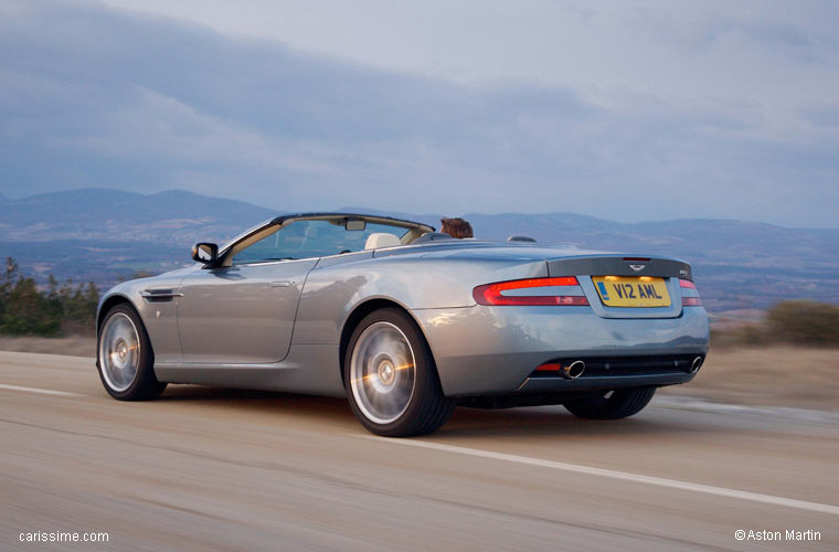 aston martin db9 dbs cabriolet volante 2005 2012 occasion carissime l 39 info automobile. Black Bedroom Furniture Sets. Home Design Ideas