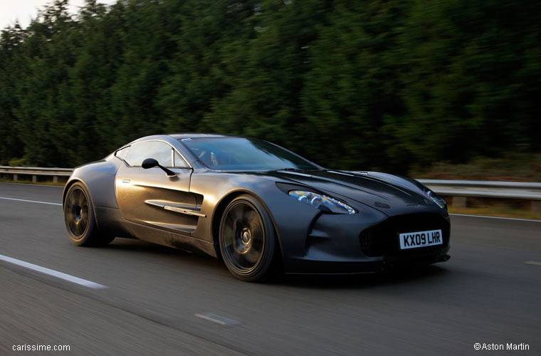 occasion Aston Martin One-77