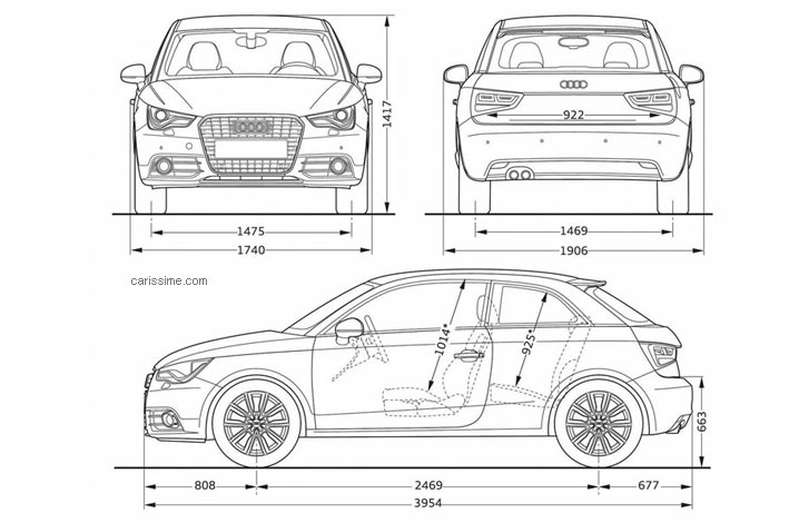 audi a1 2015 carissime l 39 info automobile. Black Bedroom Furniture Sets. Home Design Ideas