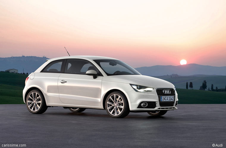 audi a1 2010 carissime l 39 info automobile. Black Bedroom Furniture Sets. Home Design Ideas