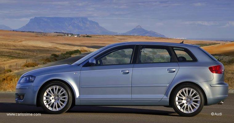 audi a3 2 restylage 2005 voiture neuve occasion nouveaut auto. Black Bedroom Furniture Sets. Home Design Ideas