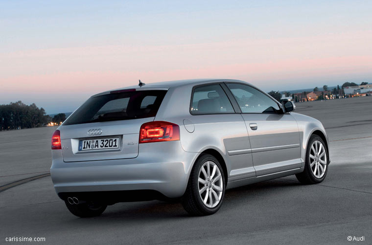 Audi A3 2 Restylage 2008 / 2012 Occasion