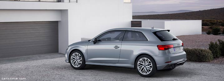audi a3 3 rs3 carissime l 39 info automobile. Black Bedroom Furniture Sets. Home Design Ideas
