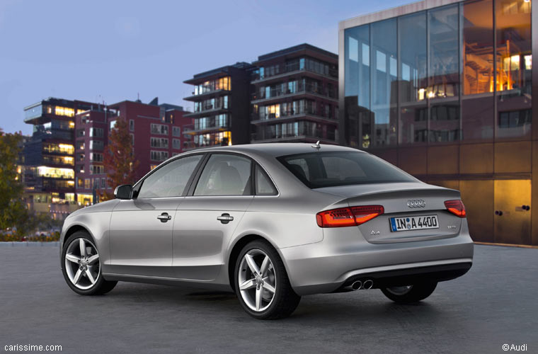 Audi A4 3 restylage 2012 Voiture Familiale