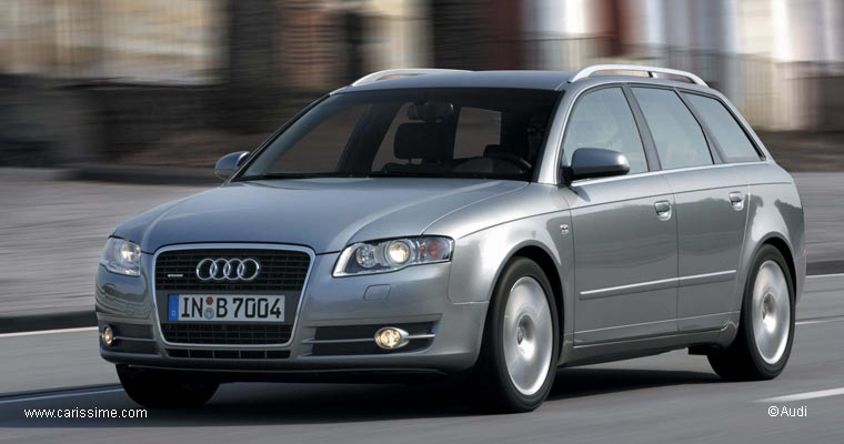 Audi A4 2 Break Avant restylage 2004 Occasion
