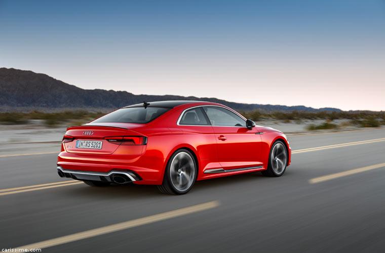 Audi Rs5 2017 Photos