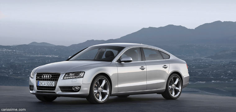 audi a5 sportback 2009. Black Bedroom Furniture Sets. Home Design Ideas