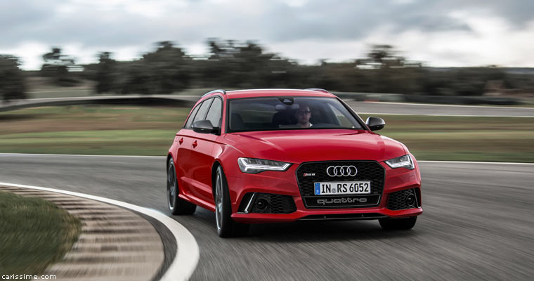 Audi RS6 Avant Break de Sport 2015
