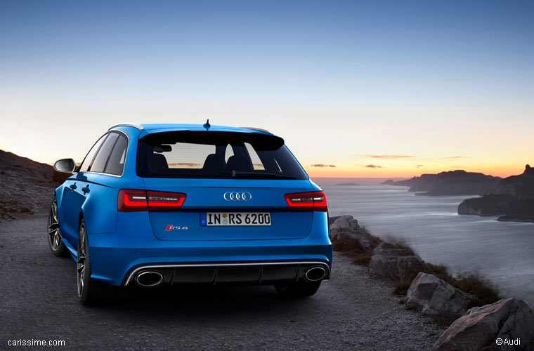Audi RS6 Avant Break de Sport 2013