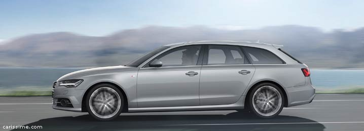 Audi A6 3 2014 Restylage Routière