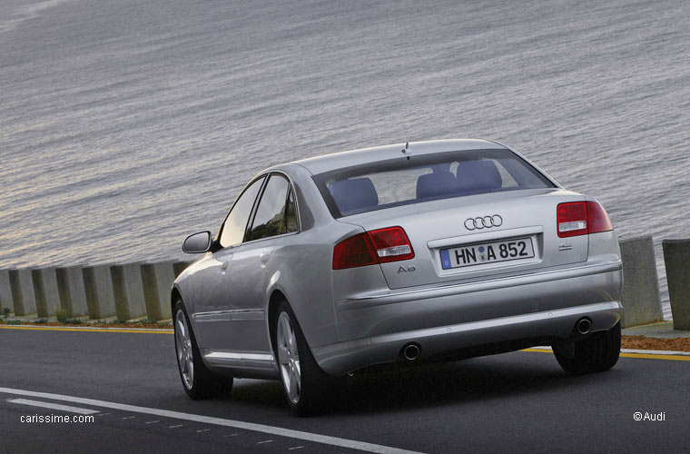 Audi A8 2 Restylage 2005 Occasion