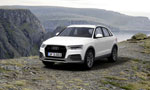 Audi Q3 SUV polyvalent 2015 Restylage