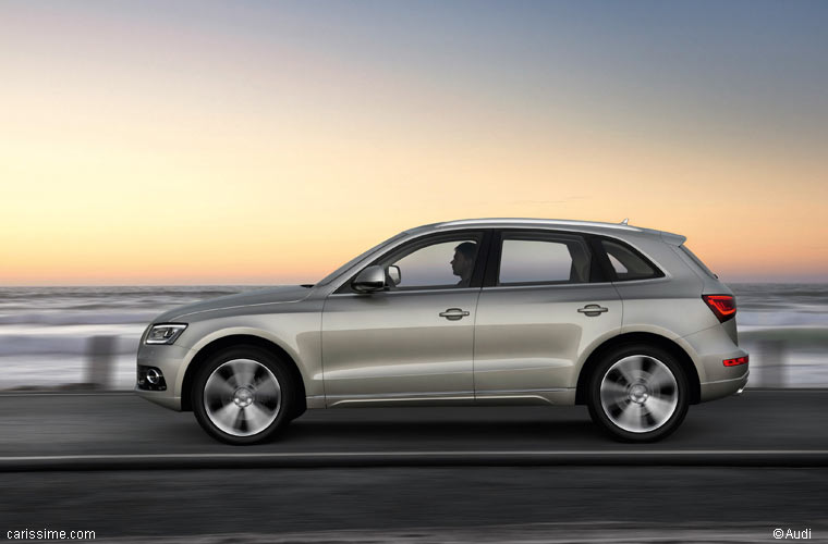 Audi Q5 Restylage SUV Compact 2012