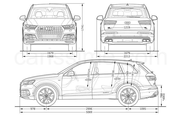 audi q7 2 2015 suv 4x4 carissime l 39 info automobile. Black Bedroom Furniture Sets. Home Design Ideas