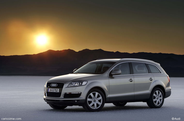 audi q7 2006 2009 4x4 suv de luxe occasion. Black Bedroom Furniture Sets. Home Design Ideas