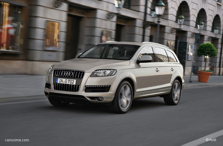 Audi Q7 1 2009 / 2015 SUV Luxe Restylage