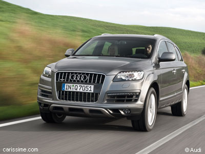 audi q7 1 restylage 2009 2015 4x4 suv de luxe. Black Bedroom Furniture Sets. Home Design Ideas