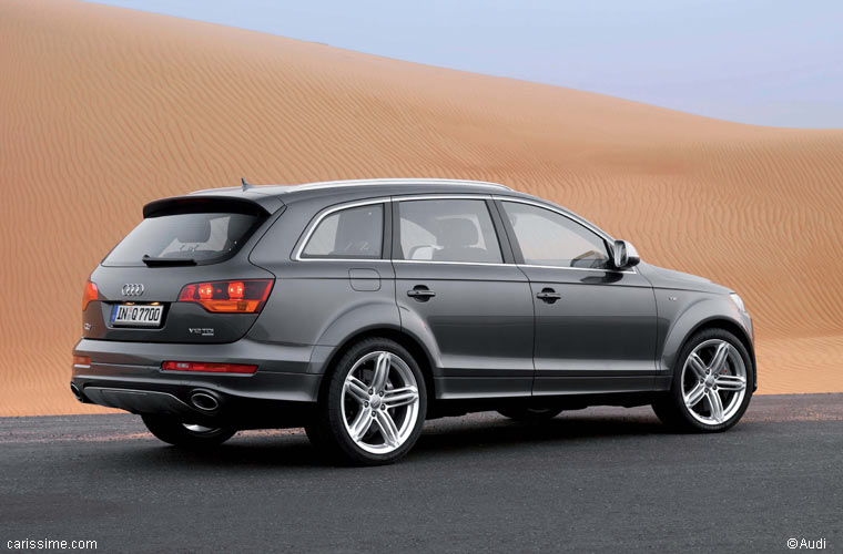 audi q7 v12 tdi 2008 2012 occasion. Black Bedroom Furniture Sets. Home Design Ideas