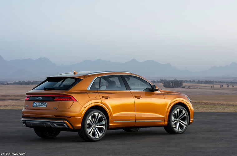 audi q8 2018 suv 4x4 carissime l 39 info automobile. Black Bedroom Furniture Sets. Home Design Ideas