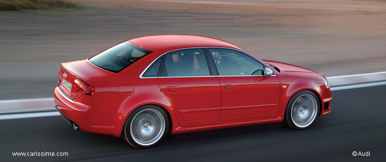 Audi RS4 Occasion