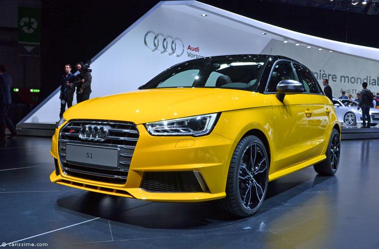 Audi au salon automobile de gen ve 2014 photos for Salon de geneve 2014