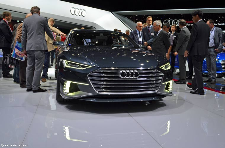 Audi au salon automobile de gen ve 2015 photos - Salon de geneve 2015 nouveaute ...