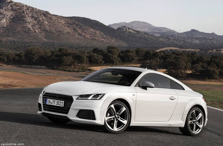 audi tt 3 2014 carissime l 39 info automobile. Black Bedroom Furniture Sets. Home Design Ideas