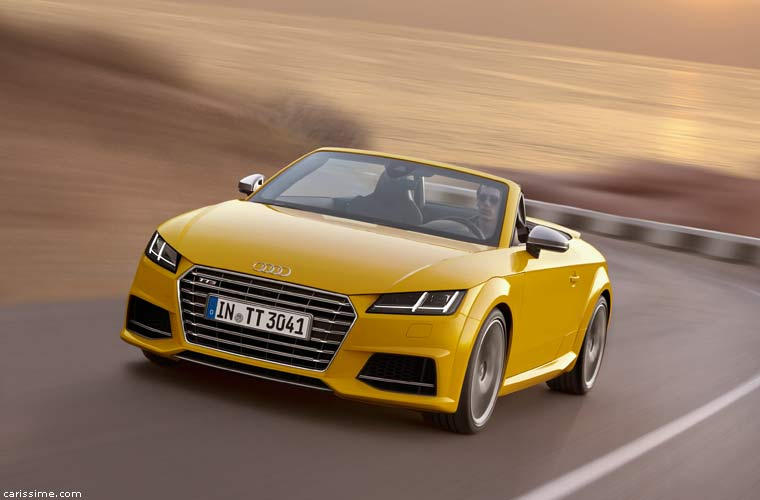 audi tt 3 roadster 2014 carissime l 39 info automobile. Black Bedroom Furniture Sets. Home Design Ideas