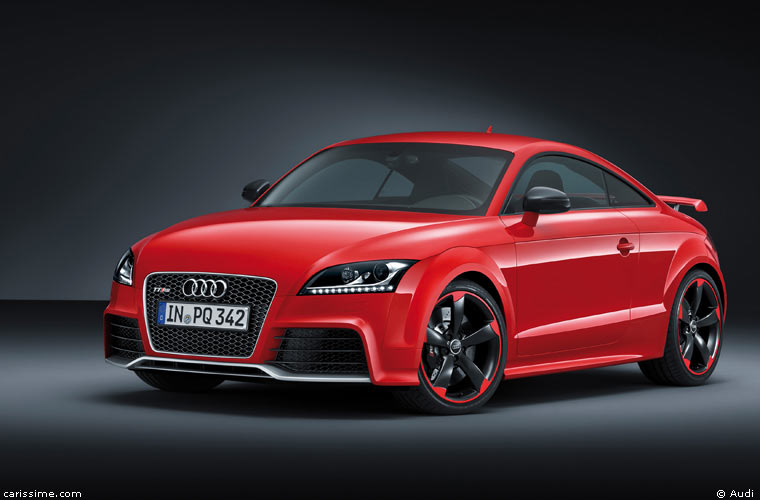 audi tt rs plus 2012. Black Bedroom Furniture Sets. Home Design Ideas