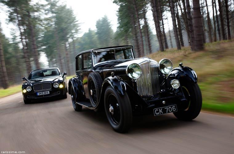 BENTLEY 8-Litre 1930 : Voiture Bentley Auto Neuve Occasion