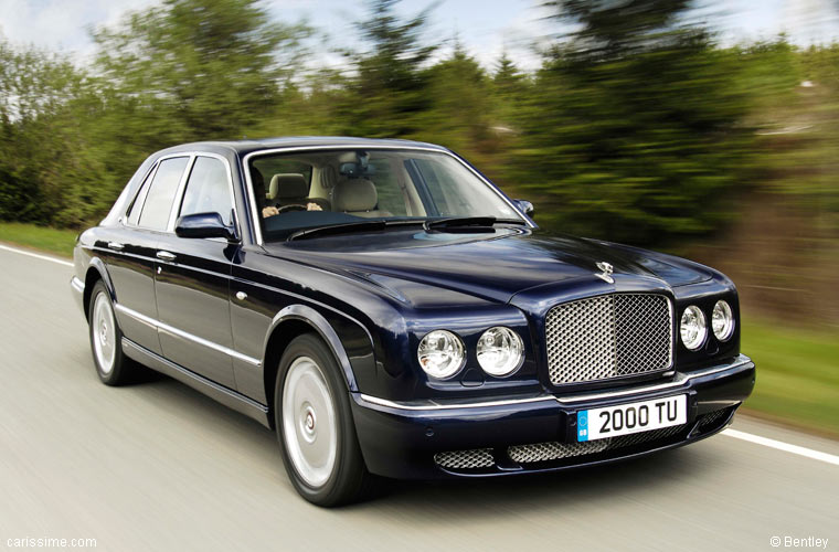 bentley arnage 2006 2009 voiture routi re de prestige occasion. Black Bedroom Furniture Sets. Home Design Ideas