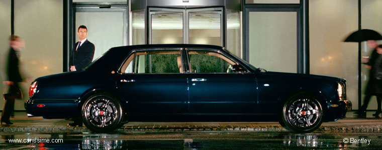 Bentley Arnage Limousine Occasion