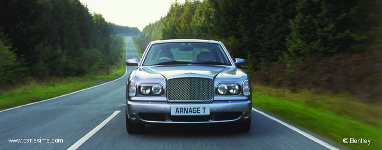Bentley Arnage T Occasion