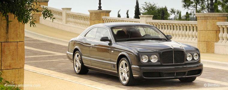 Bentley Brooklands Voiture Bentley Brooklands Auto Occasion
