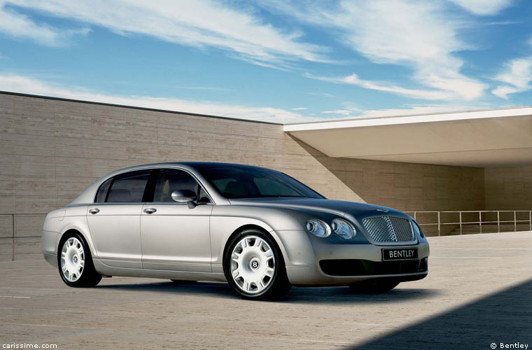 Bentley Continental Flying Spur Occasion Occasion