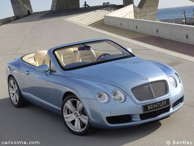 bentley continental gtc 2006 2012 cabriolet de luxe. Black Bedroom Furniture Sets. Home Design Ideas