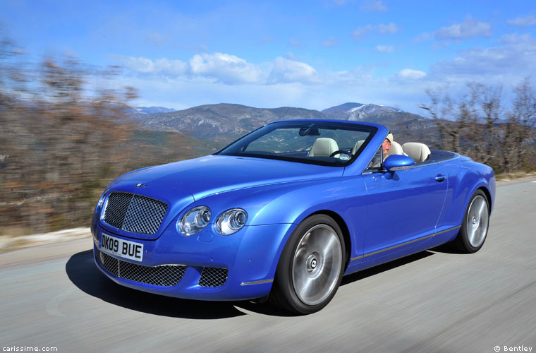 bentley continental gtc 1 cabriolet speed 2009 2011. Black Bedroom Furniture Sets. Home Design Ideas