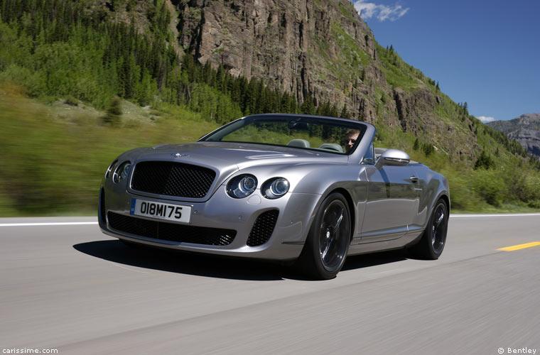 bentley continental gtc 1 cabriolet supersports 2010 2011. Black Bedroom Furniture Sets. Home Design Ideas