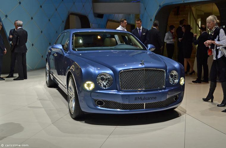 Bentley au salon automobile de gen ve 2014 photos for Salon d auto geneve