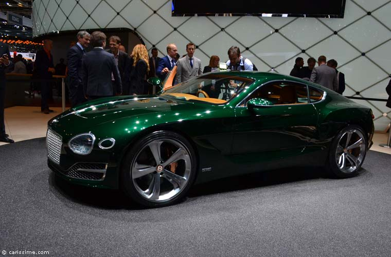 bentley au salon automobile de gen ve 2015 photos