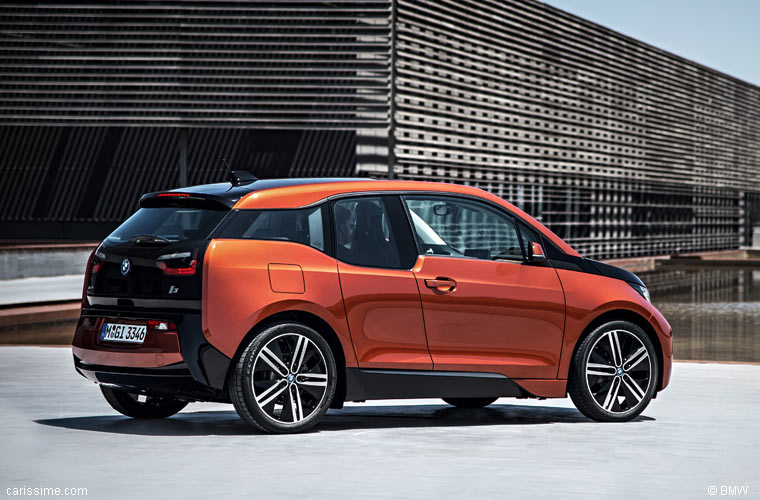 bmw i3 lectrique 2013 carissime l 39 info automobile. Black Bedroom Furniture Sets. Home Design Ideas
